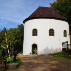 Grabowiec Hill and St. Anna's Chapel - charming place and legends