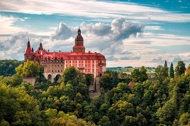 Lower Silesia Tour…the beautiful region where Poland, Czech Republic and Germany meet…