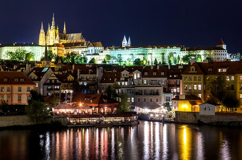 Spectacular Time Travel & Prague